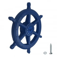 Schiffslenker Steuerrad OceanPilot XXL für Kletterturm Rot